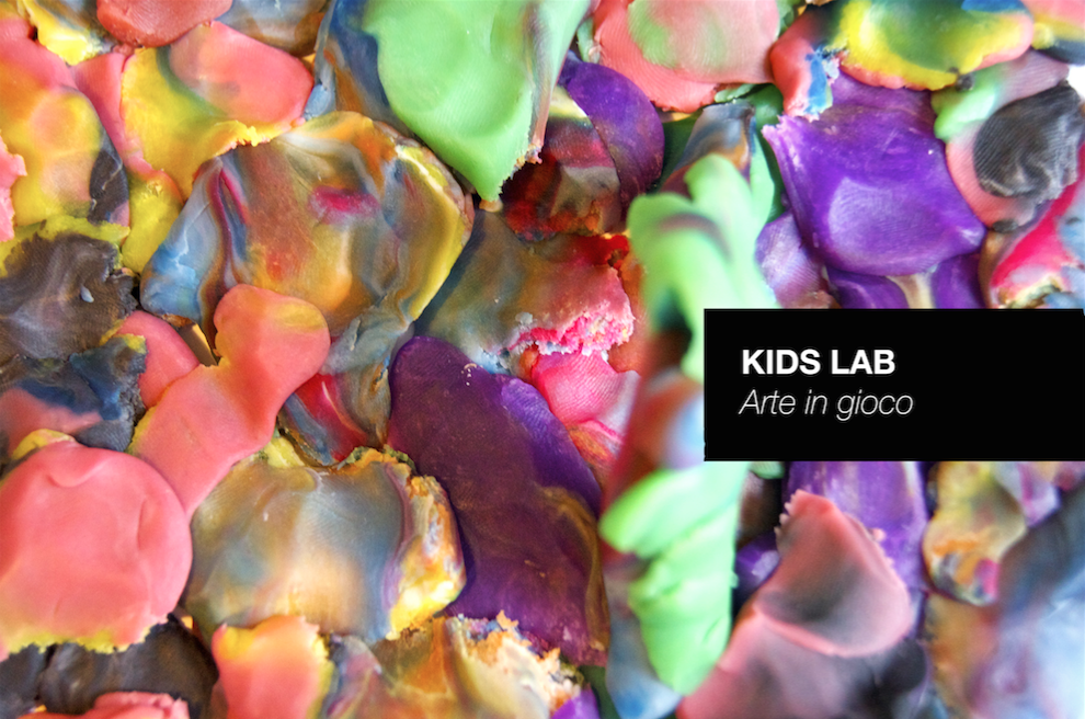 kids lab arte in gioco