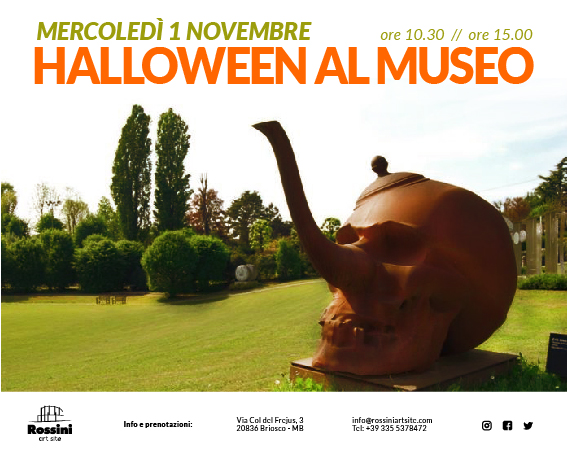 Halloween al Museo 2017